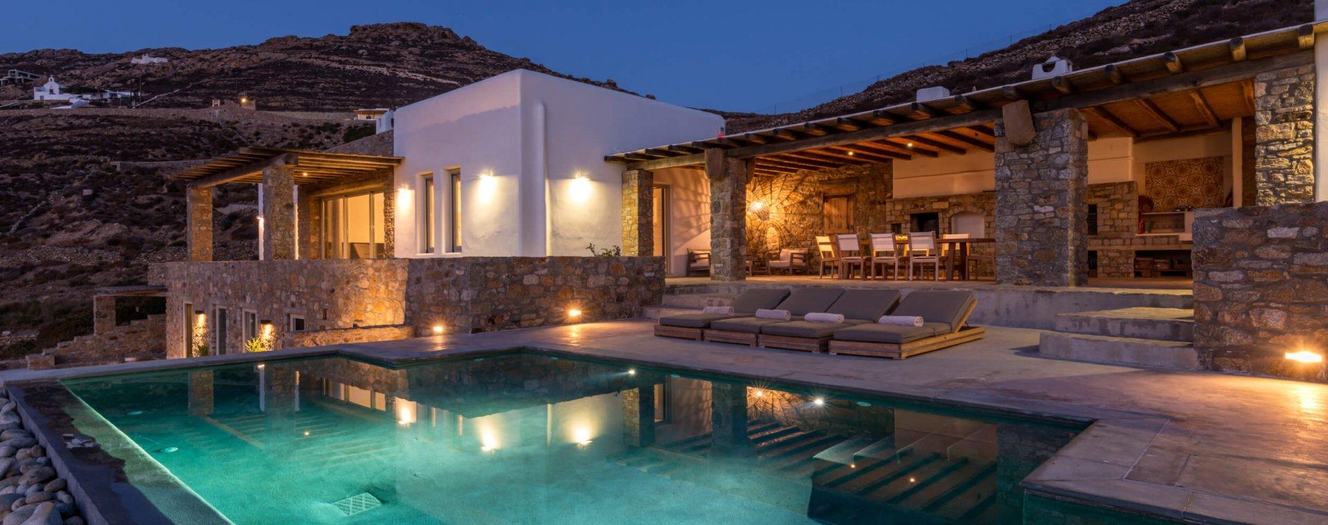 Amra Villa Mykonos