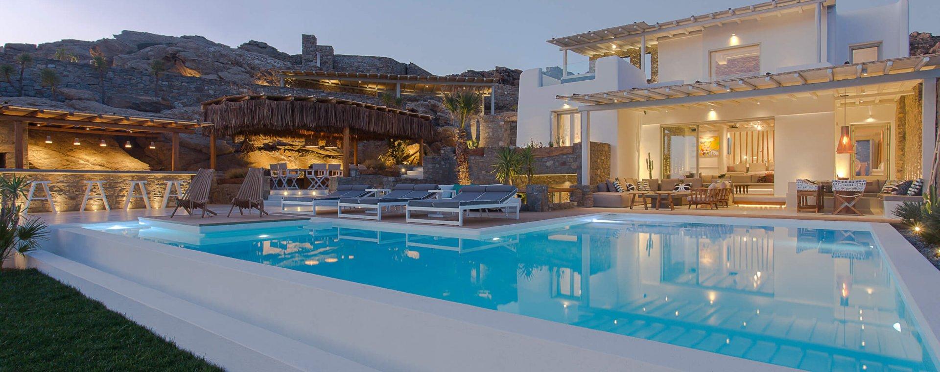 Icarus Villa Mykonos