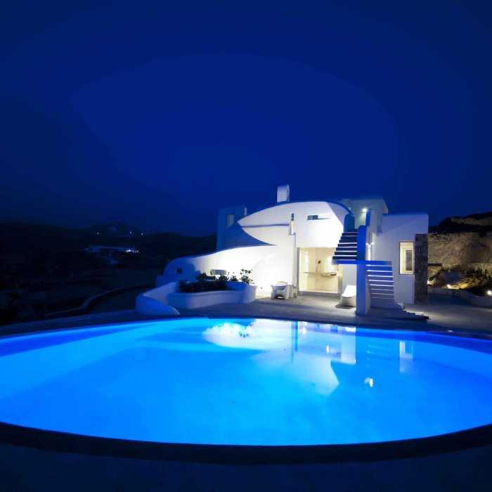 Melmastia Villa Mykonos